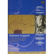 Stephane Grappelli - A Life in Jazz Century
